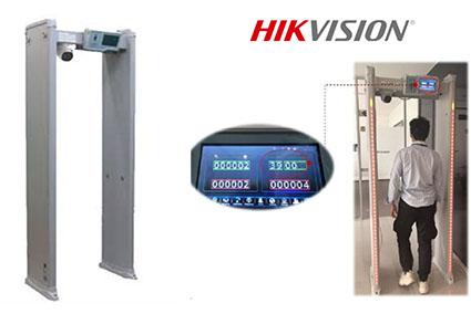 Portique-Détecteur-de-métaux-avec-caméra-thermique-intégrée-HIKVISION